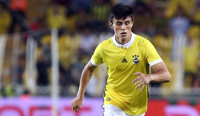 FIFA'dan Fenerbahçe'ye Eljif Elmas müjdesi