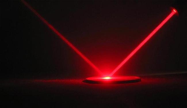 Işık, ses olarak depolandı