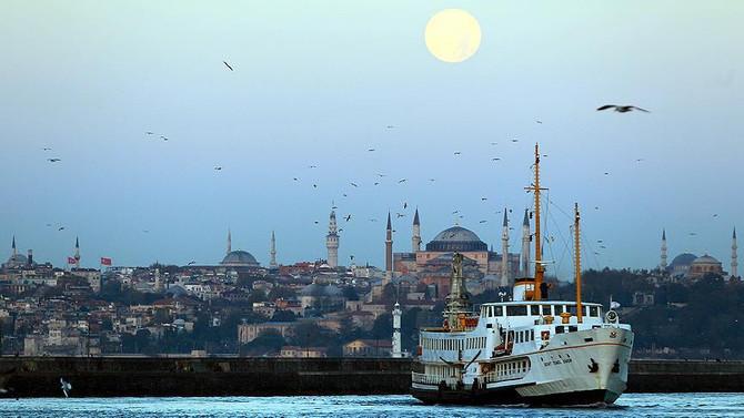 İstanbul, 7 milyon yabancıyı ağırladı