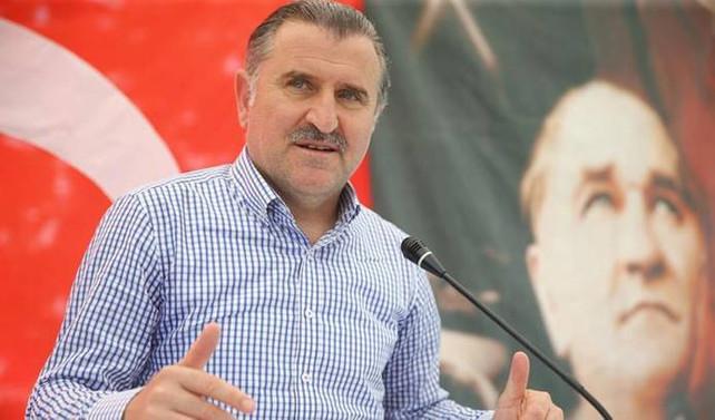 Bakan Bak'tan yabancı oyuncu açıklaması