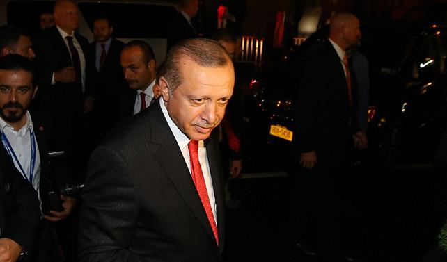 Erdoğan: Üniversiteye girişle ilgili çalışma var