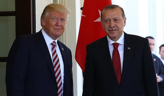 Erdoğan-Trump görüşmesi yarın yapılacak