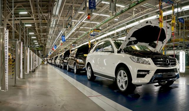 Daimler'den 1 milyar dolarlık yatırım