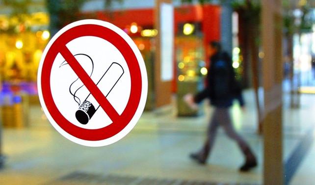 Fransa'da sigaraya zamlı önlem