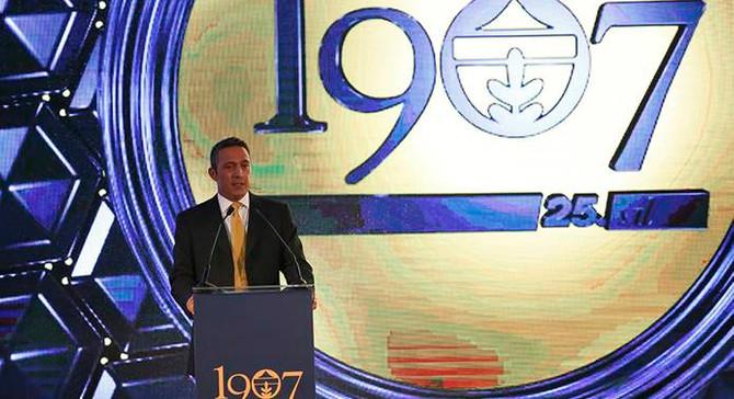 Ali Koç, Fenerbahçe başkanlığı için ilk adımı attı