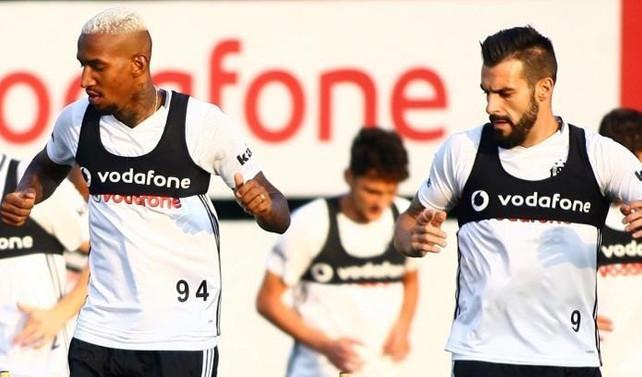Beşiktaş, derbinin hazırlıklarını tamamladı