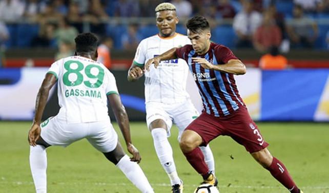 Trabzonspor 3-0'dan maç verdi!
