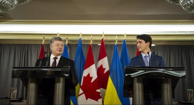 Kanada Ukrayna'yı silah satacağı ülkeler listesine ekliyor