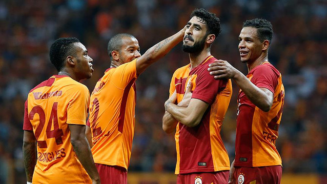 Lider Galatasaray, Bursaspor'a konuk oluyor