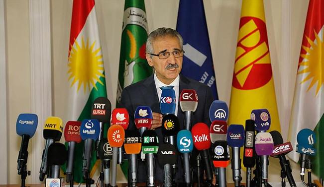Kürdistan Yurtseverler Birliği'nden IKBY'ye 'referandum' uyarısı