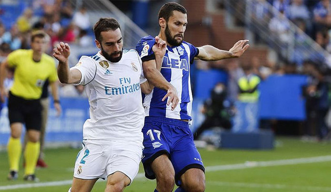 Real Madrid'den rekorlu galibiyet