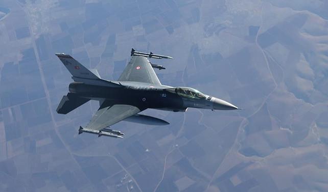 Kuzey Irak'a hava harekatı düzenlendi