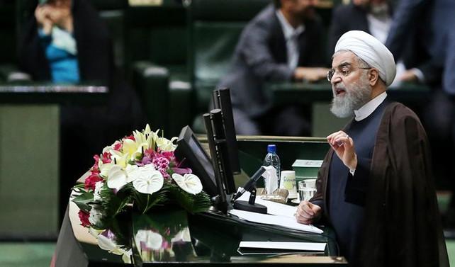 Ruhani, referanduma karşı olduğunu yineledi