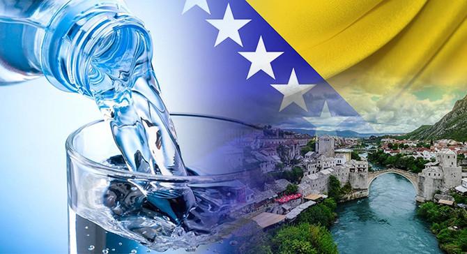 Bosna Hersek için su arıtma sistemleriyle ilgileniyor