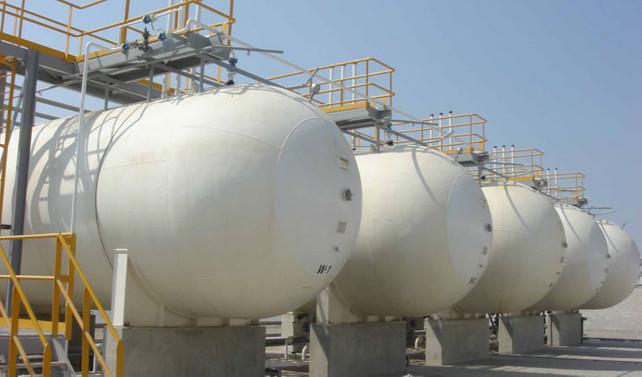 LPG üretimi geriledi