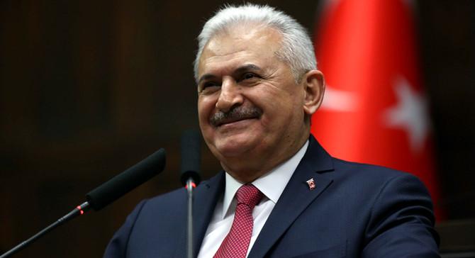 Yıldırım'dan Türk Dil Bayramı mesajı