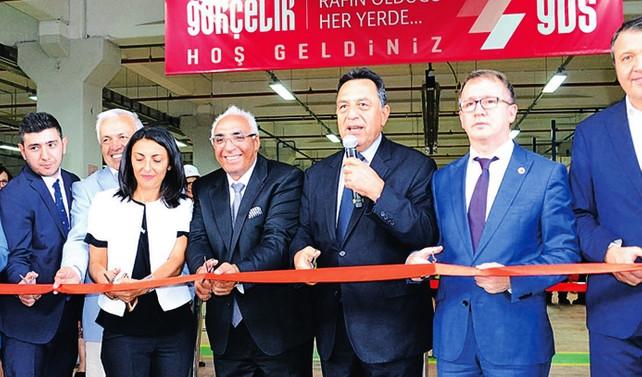 Gökçelik, fabrika yatırımıyla Endüstri 4.0'a adım attı