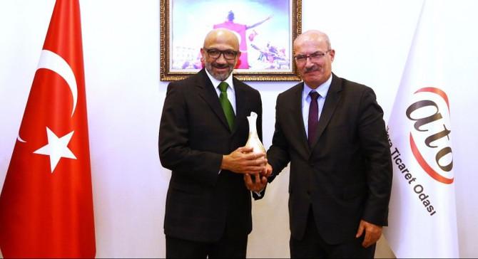 Venezuela Büyükelçisi: Türkiye ile kol kola çalışmak istiyoruz