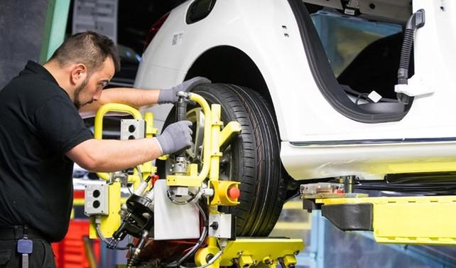 Alman firmaların ihracat beklentisi toparlandı