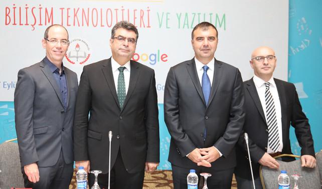 MEB, Google ile işbirliği yapacak