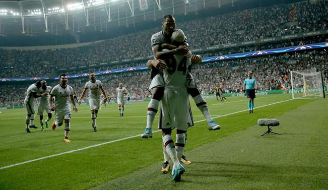 Beşiktaş 3 milyon euroyu garantiledi