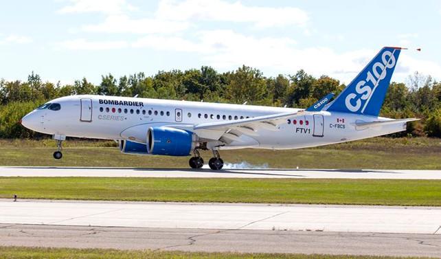 ABD'den Bombardier'e ilave yüzde 220 vergi