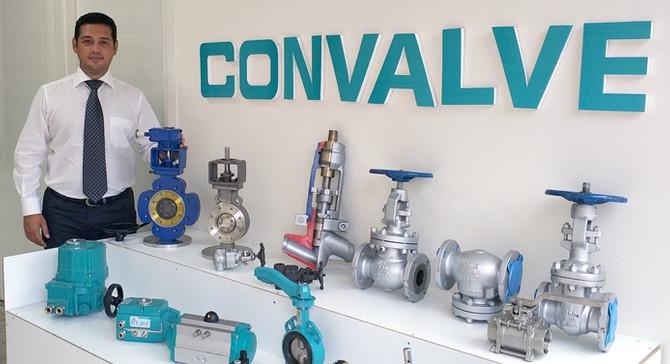 Güven Mühendislik, Convalve markasıyla Avrupa pazarında