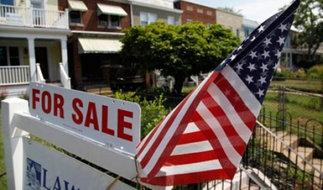 ABD'de bekleyen konut satışları geriledi
