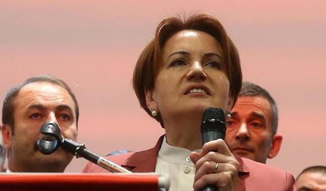 Meral Akşener'den 'yeni parti' açıklaması