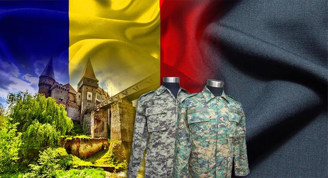 Romanyalı firma, üniforma için yünlü kumaş satın alacak