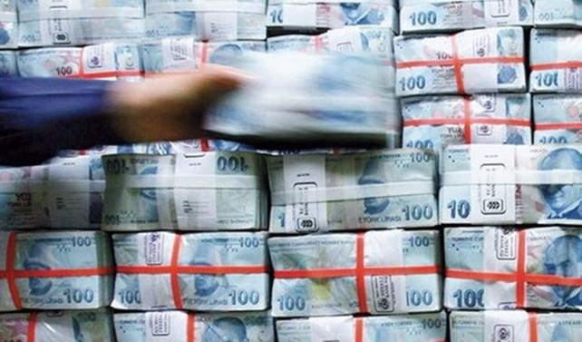 Bankacılık sektörünün kredi hacmi 2 trilyon lirayı aştı
