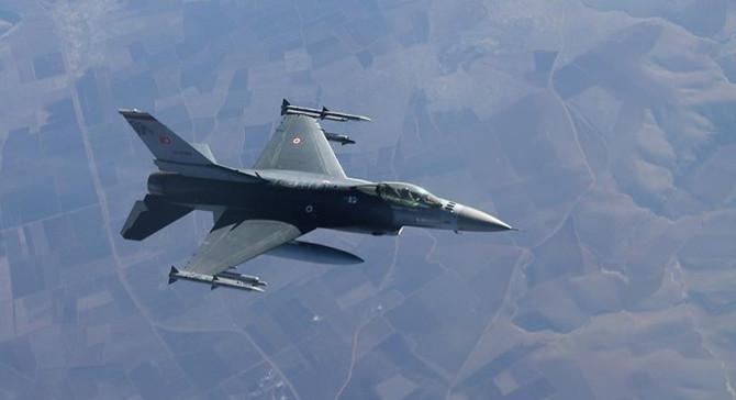 Irak'ın kuzeyineoperasyonlar sürüyor