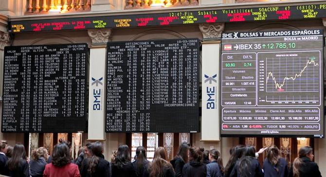 Avrupa borsaları İspanya hariç pozitif