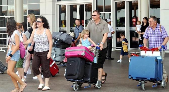 Turist sayısında yüzde 46 artış