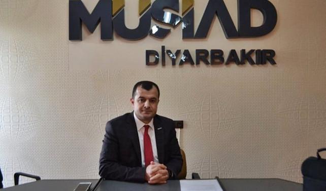 MÜSİAD Diyarbakır Başkanı Özşanlı'ya silahlı saldırı