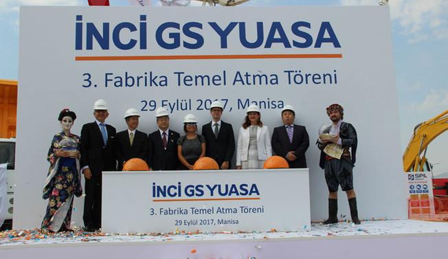 Türk ve Japon ortaklardan yeni fabrika