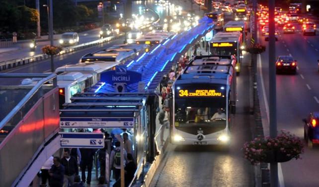 İncirli Metrobüs İstasyonu 1 Ekim'de kapalı olacak