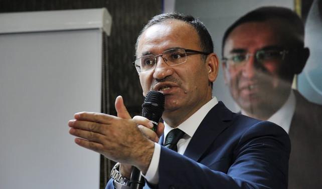 Bozdağ: IKBY temsilcisine 'Türkiye'ye gelme' denildi