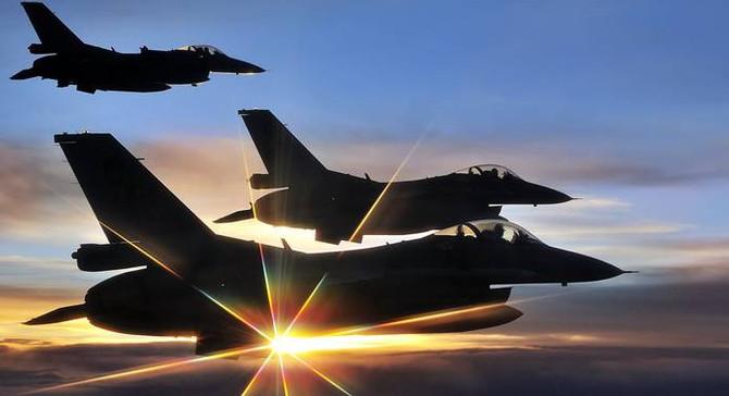 TSK'dan K.Irak'a hava harekatı