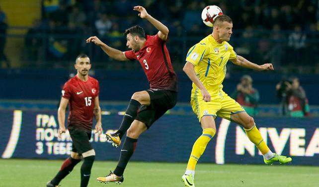 A Milli Futbol Takımı, şansını zora soktu