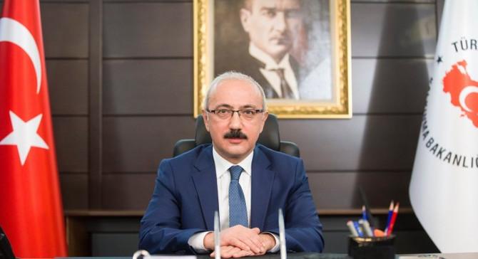 Bakan Elvan: Yatırımlarımızdan, kalkınmamızdan taviz vermeyeceğiz