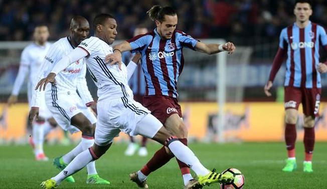Beşiktaş ile Trabzonspor 125. randevuda