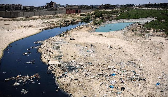 Gazze'deki su kirliliği 'alarm veriyor'