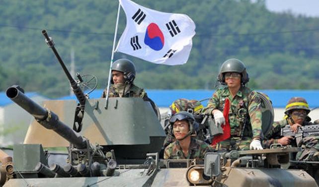 Güney Kore'den füze denemesi