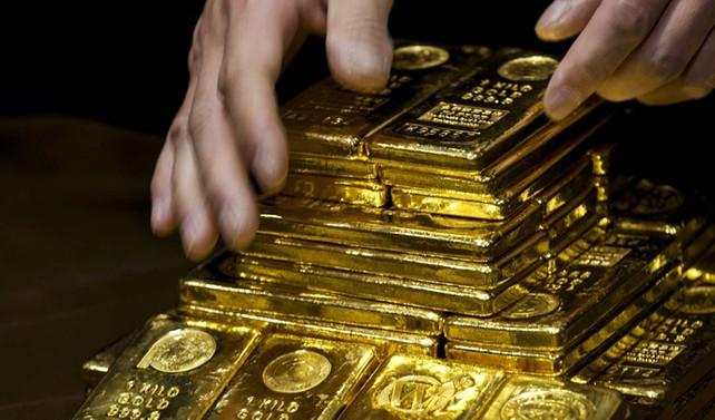 Hindistan'ın altın ithalatı yüzde 169 arttı