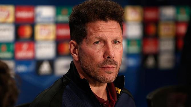 Atletico Madrid Simeone'nin sözleşmesini uzattı