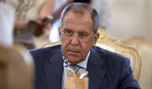 Lavrov'dan 'gerilimi azaltma bölgesi' açıklaması