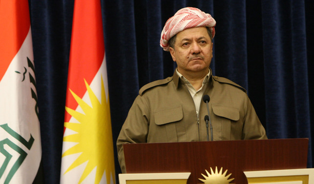 Barzani referandumda kararlı