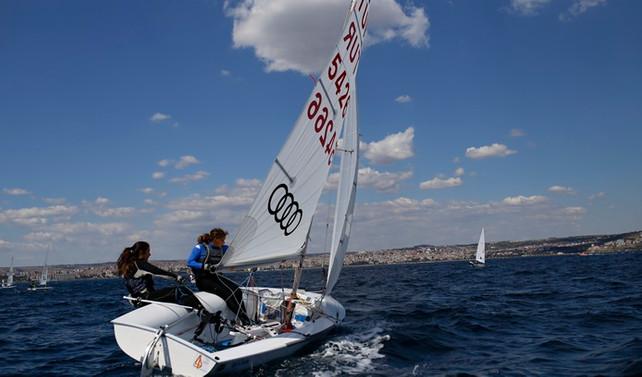Balkan Yelken Şampiyonası Tekirdağ'da Başladı