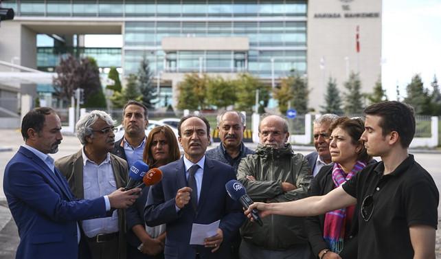 HDP'den basın açıklaması